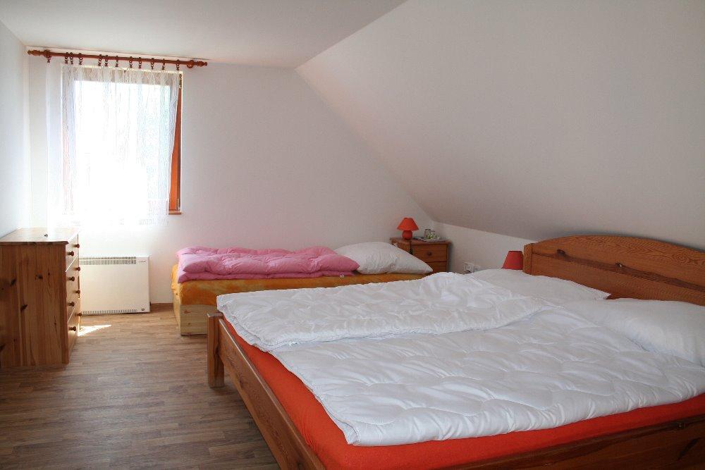 Váchová ubytování